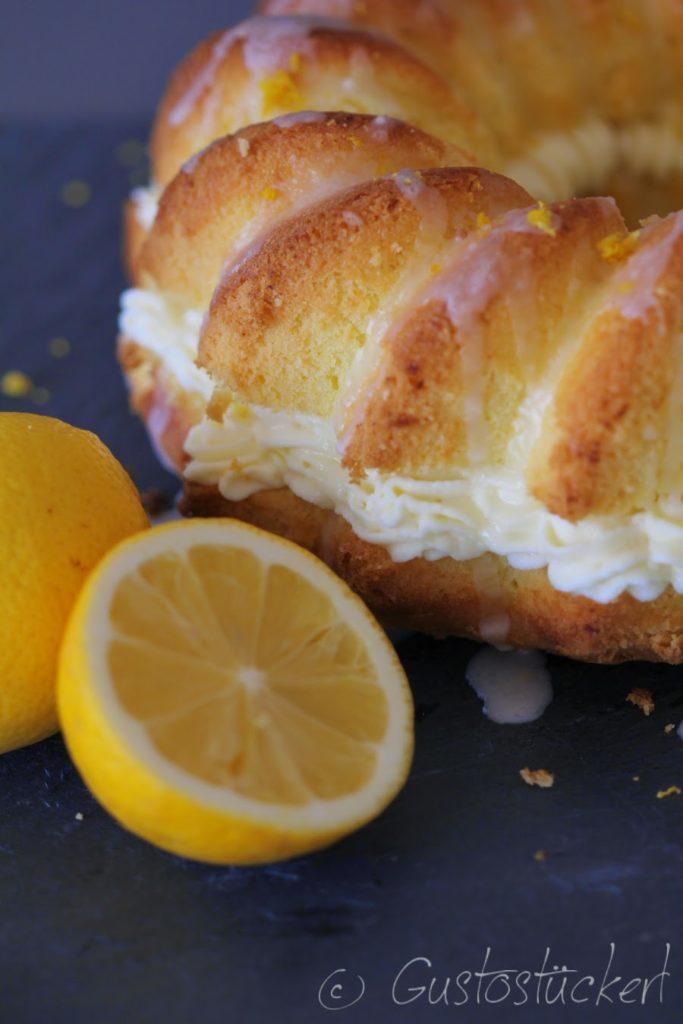 Zitronenguglhupf