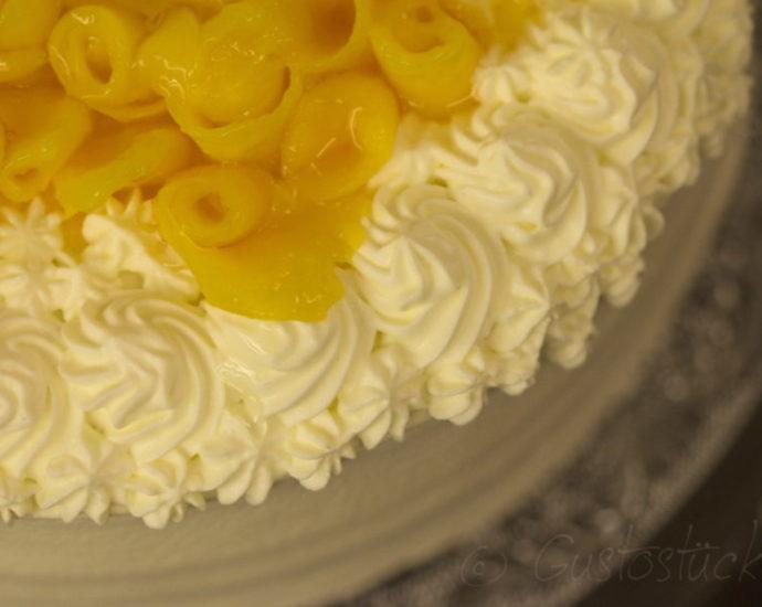 Mango-Kardamom-Torte