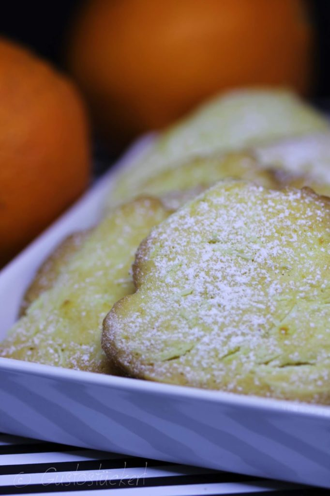 Mandel-Orangen-Kekse